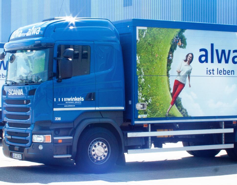 Winkels Getränke Logistik GmbH