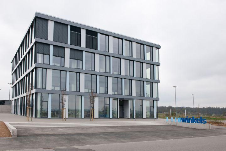 Winkels Getränke Logistik GmbH - Unternehmen - Winkels Gruppe