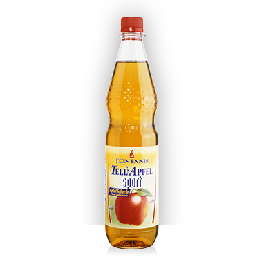 Fontanis Tell's Apfel Flasche